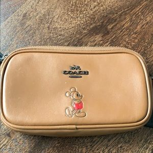 Coach disney collection crossbody